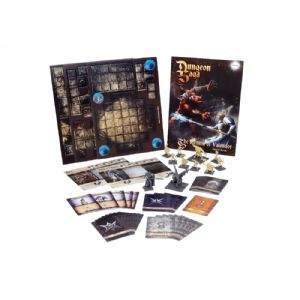 Dungeon Saga : The Return Of Valandor Quest Pack